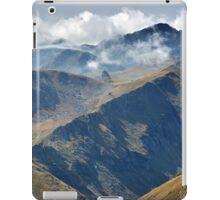 High mountains iPad Case/Skin