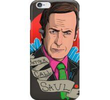 Call Saul iPhone Case/Skin