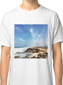 Beach in Oualidia, Morocco Classic T-Shirt