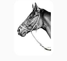 Sir Alfred - Racehorse : Graphite Unisex T-Shirt