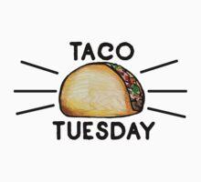 Taco Tuesday  One Piece - Long Sleeve