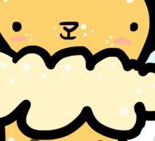 BumbleBear Shares the love Sticker