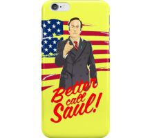 Saul Goodman commercial iPhone Case/Skin