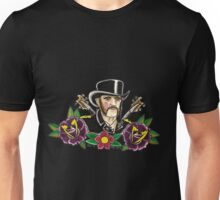 LEMMY IS GOD Unisex T-Shirt