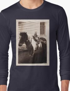 YOUNG RIDER Long Sleeve T-Shirt
