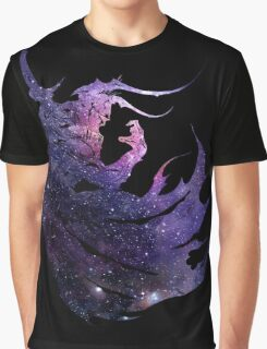 Final Fantasy IV logo universe Graphic T-Shirt