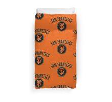 San Francisco Giants Duvet Cover
