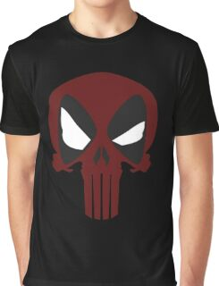 DEAD PUNISHER Graphic T-Shirt
