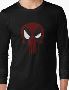 DEAD PUNISHER Long Sleeve T-Shirt