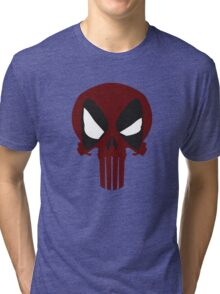 DEAD PUNISHER Tri-blend T-Shirt