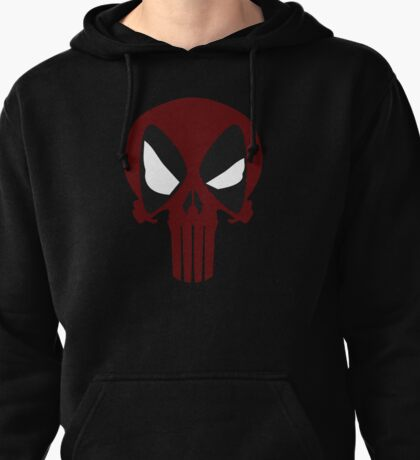 DEAD PUNISHER Pullover Hoodie