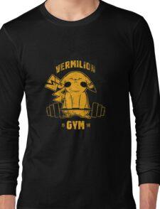 Vermilion Gym Long Sleeve T-Shirt