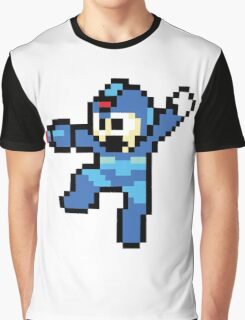 Mega-Man Graphic T-Shirt