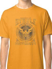 Hyrule University Classic T-Shirt