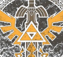Hyrule University Sticker