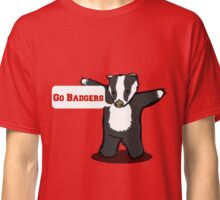 Go Badgers! Classic T-Shirt