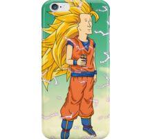 Super Saiyan Boomhauer  iPhone Case/Skin