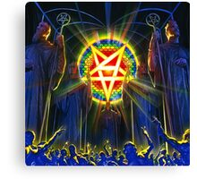 anthrax king 2016 Canvas Print