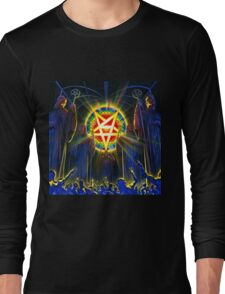 anthrax king 2016 Long Sleeve T-Shirt
