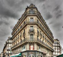 Paris - Architecture by Steve Oldham