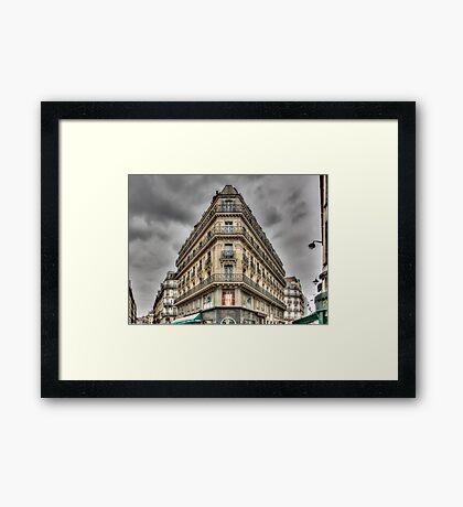 Paris - Architecture Framed Print