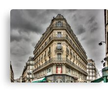 Paris - Architecture Canvas Print