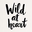 Wild at Heart by Iveta Angelova