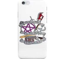 Buffy Design iPhone Case/Skin