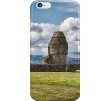 Newark Castle At Port Glasgow, Scotland iPhone Case/Skin
