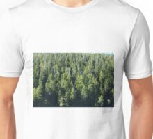 Crowded Trees Unisex T-Shirt