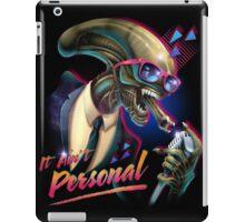 It Ain't Personal iPad Case/Skin