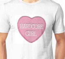 Hardcore Girl Unisex T-Shirt