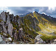 Mountain landscape Photographic Print