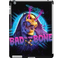 Bad to the Bone iPad Case/Skin