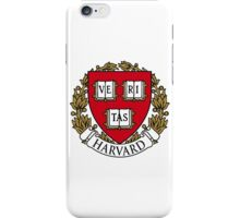 Harvard iPhone Case/Skin