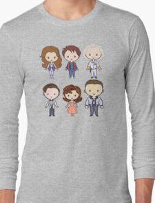 BTTF CutiEs Long Sleeve T-Shirt