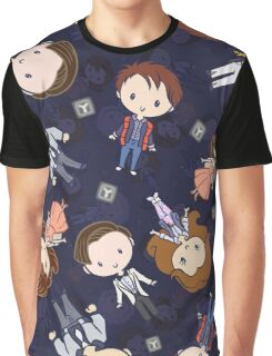BTTF CutiEs Graphic T-Shirt
