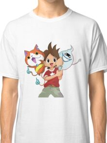 Yokai Watch : Anime 1 Classic T-Shirt