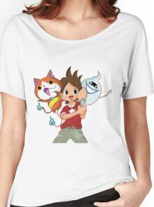 Yokai Watch : Anime 1 Women's Relaxed Fit T-Shirt
