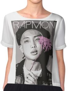 BTS - Rap Monster Chiffon Top