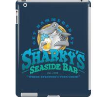 Sharky's Seaside Bar iPad Case/Skin