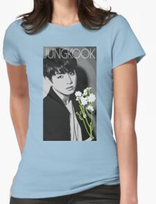 BTS - Jungkook Womens Fitted T-Shirt