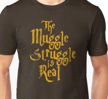 Muggle Struggle Unisex T-Shirt