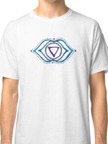 Third eye chakra & Quantum quattro stone Classic T-Shirt