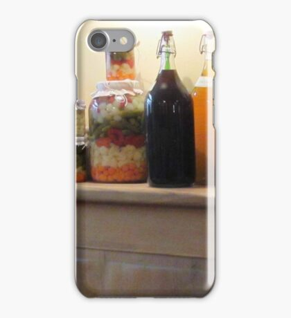 Provisions of yummy iPhone Case/Skin