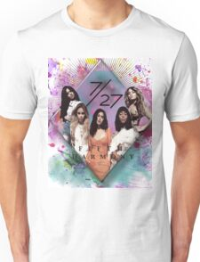 Fifth Harmony 7/27  Unisex T-Shirt