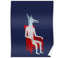 Haunted Chair Poster