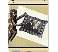 . . .and therefore is winged Cupid painted blind. . .  iPad Case/Skin