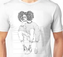 exhaustion club #1 Unisex T-Shirt