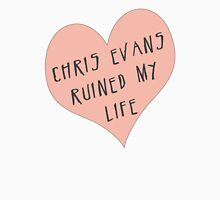 Chris Evans ruined my life Unisex T-Shirt